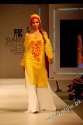 Sublime by Designer Sara Shahid in PFDC Sunsilk Fashion Week 2011 (5)
