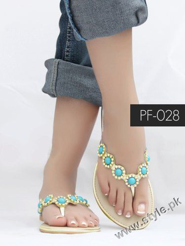 Summer Shoes For Girls By Pink Studios