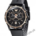 Latest Collection Of Wrist Watches For Men by Armani