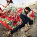 Colorful Lawn Collection 2011 by Pareesa 150x150 designer dresses