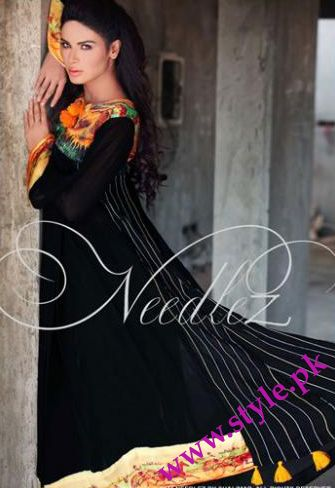 Dresses For girls in Pakistan by Needlez