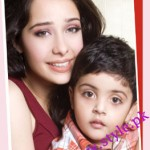 Juggan Kazim on Mother's Day