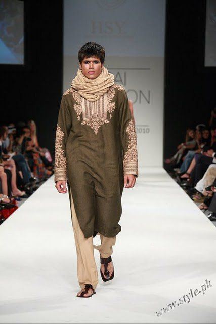Kurta Designs For Summer 2011 by HSY
