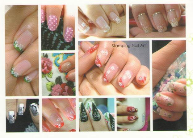 Latest Nail Polish Designs For Women