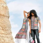 Lawn Shirts For Women by Pareesa 150x150 designer dresses