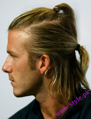 famous hair style hair styles for what to wear or medium 7010 | Long Hairstyles for Men devid beckham famous hairstyle
