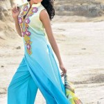 Pareesa Lawn Collection 2011 For Women