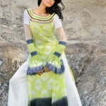 Pareesa Lawn by Chen One Latest Collection 2011