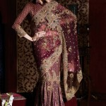 Party Wear Saree by sabyasachi For Women