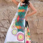 Pareesa Lawn Collection 2011 For Women by Chen One Pakistan