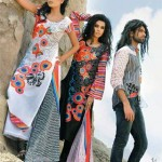 pareesa lawn collection 2011 by chen one 150x150 designer dresses