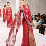 Ayyan in Lajwanti dress at bridal couture week 2011