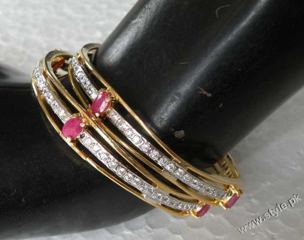 Bangles Designs For Women in Pakistan trends jewellery