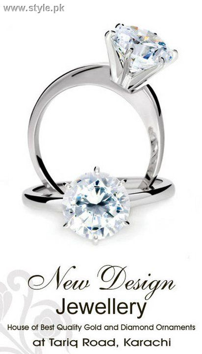 Beautiful Diamond Engagement Rings For Women 2011 Collection
