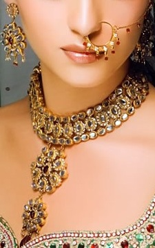 Beautiful Kundan set