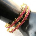 Beautifully Designed Bangles in India for Asian Women