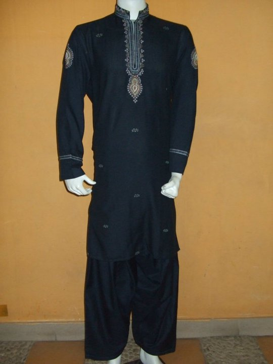 Black kurta lastest designs for men mens wear 2