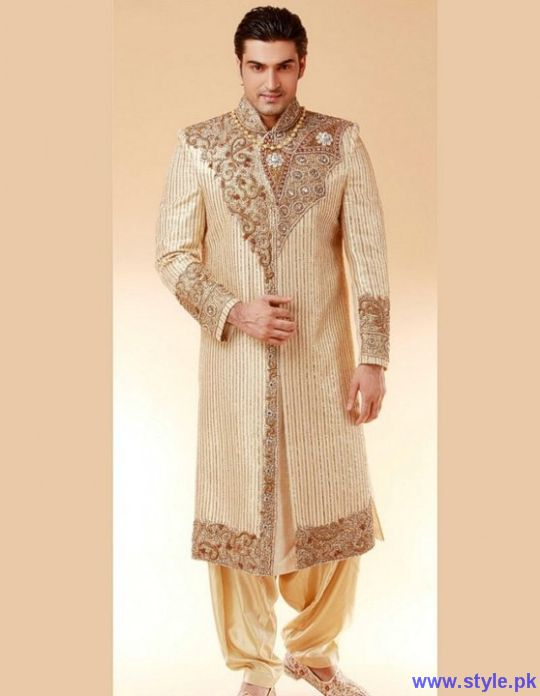 Groom Sherwani Designs 2011