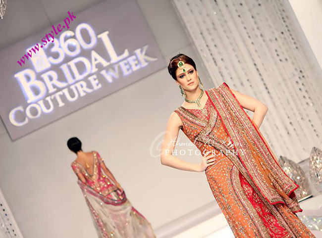 Lajwanti beautiful collection for brides 2011 wedding wear