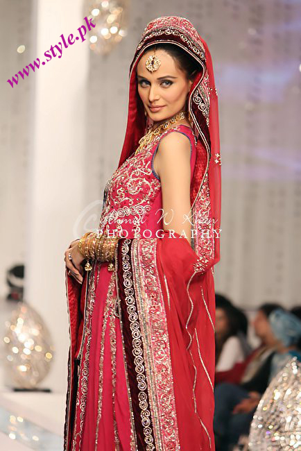 Lajwanti bridal wear wedding wear