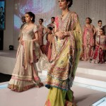 Lajwanti latest bridal wear