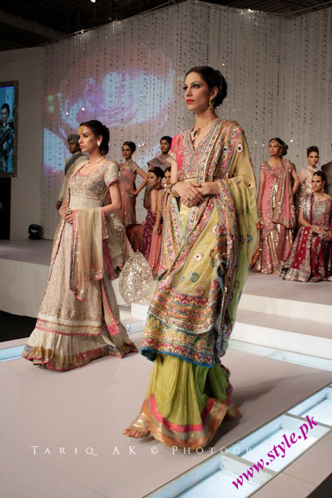 Lajwanti latest bridal wear wedding wear