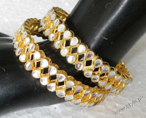 Latest Bangle Designs For Women in India trends jewellery
