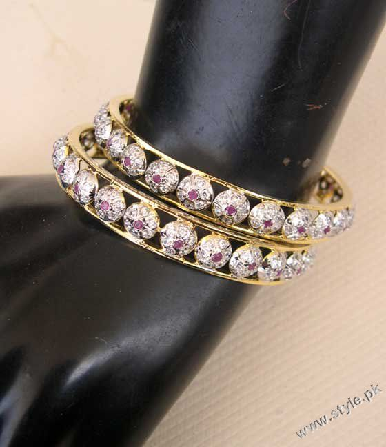 Latest Designs Of Bangles For Women trends jewellery