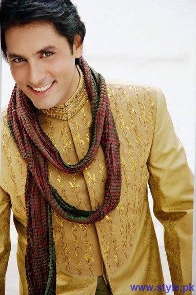 Latest Fashion Of Sherwani For Men 2011
