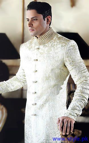 Latest Fashion Of Sherwani For Wedding
