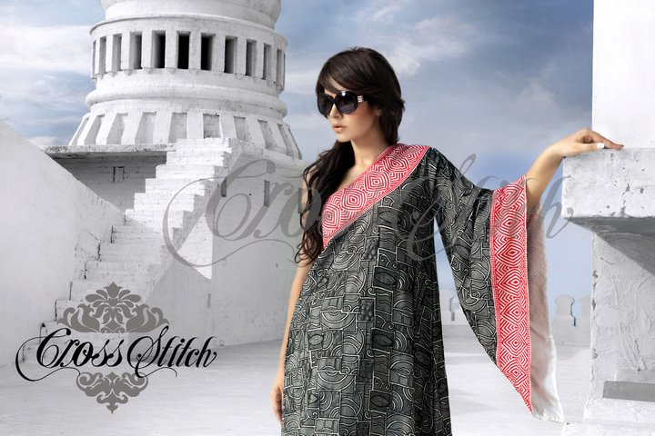 Latest Pakistani fashion for girls 20113