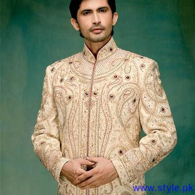 Latest Sherwani Collection 2011 For Men