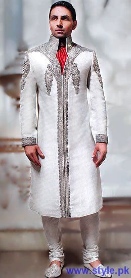 Latest Sherwani For Men 2011