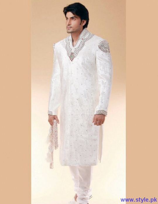 Latest Styles For Sherwani