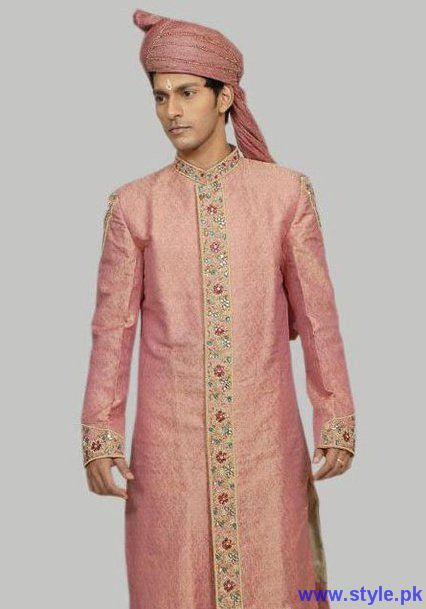 Latest Wedding Sherwani Designs 2011