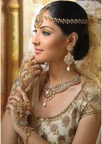 Latest kundan jewellery