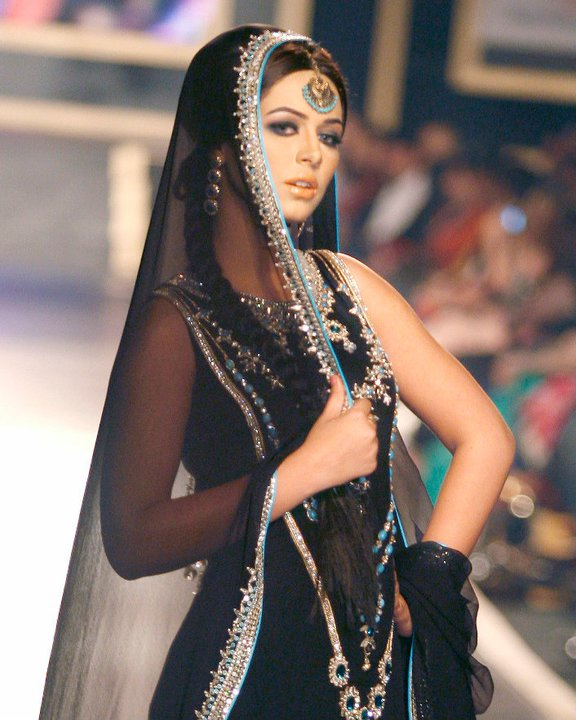 Makeup by Depilex for Bridal Couture Week 2011