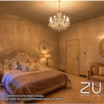 Master bedroom designing by zunn