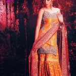 Orange Sharara 150x150 bridal dresses
