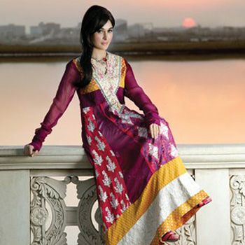 Pakistani Dresses 2011 khushifairy 4 fashion trends