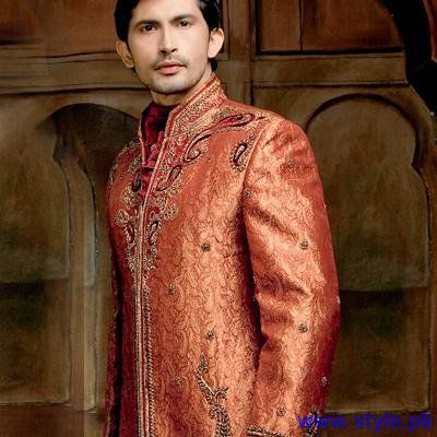 Wedding Sherwani For Men 2011
