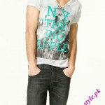 Zara man t-shirt collection