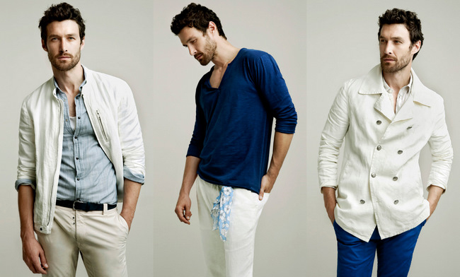 Zara men collection 2011 men wear