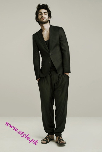 black blazer by zara men wear