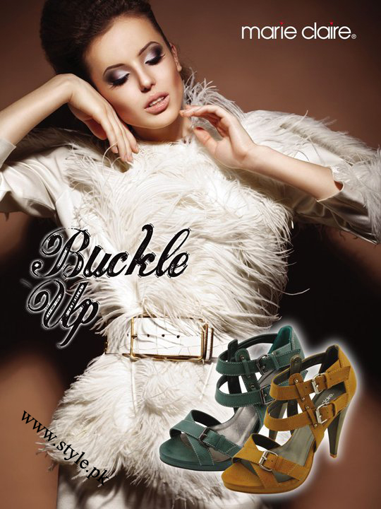 buckle up by maire claire shoes