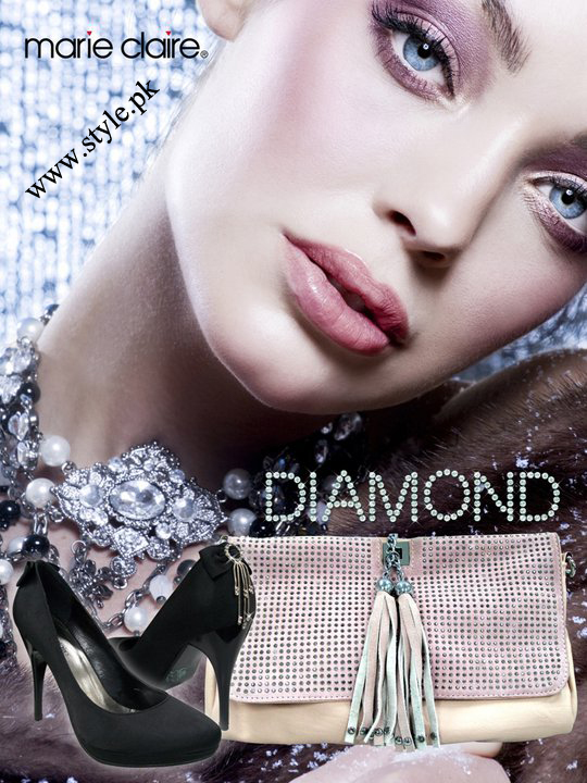 diamond by maire claire shoes