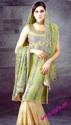green yellow sharara