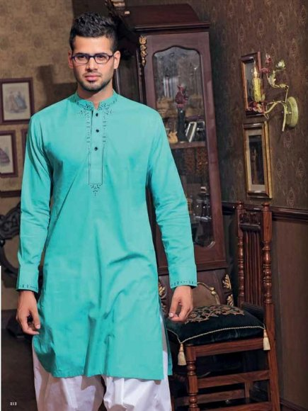 kurta for men in Pakistan latest fashion mens wear 2