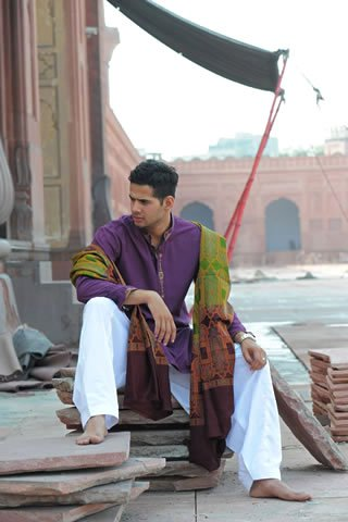 kurta shalwar designs for men 2011 mens wear 2