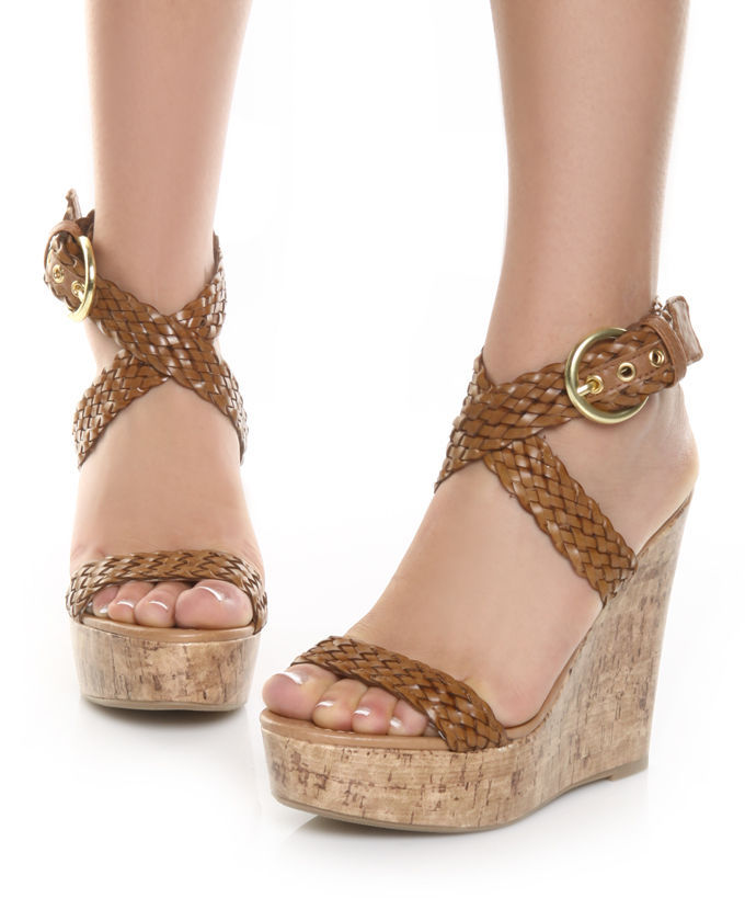 Latest Trend Of Espadrilles And Cork Wedge Shoes